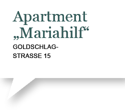 Apartment Mariahilf